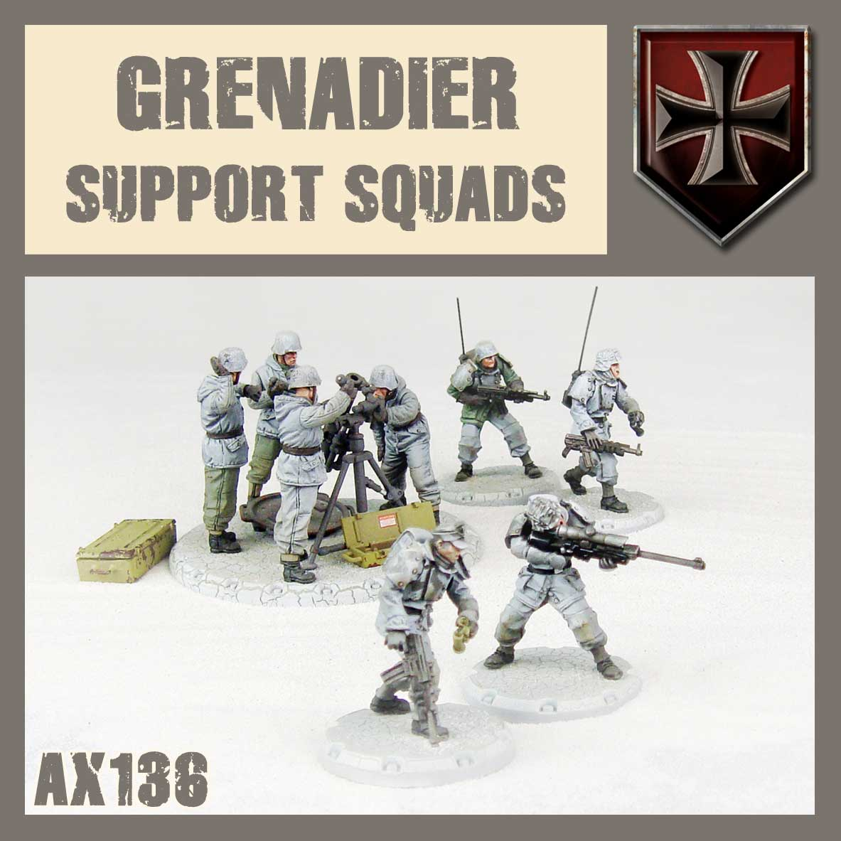 Grenadier Support Squads