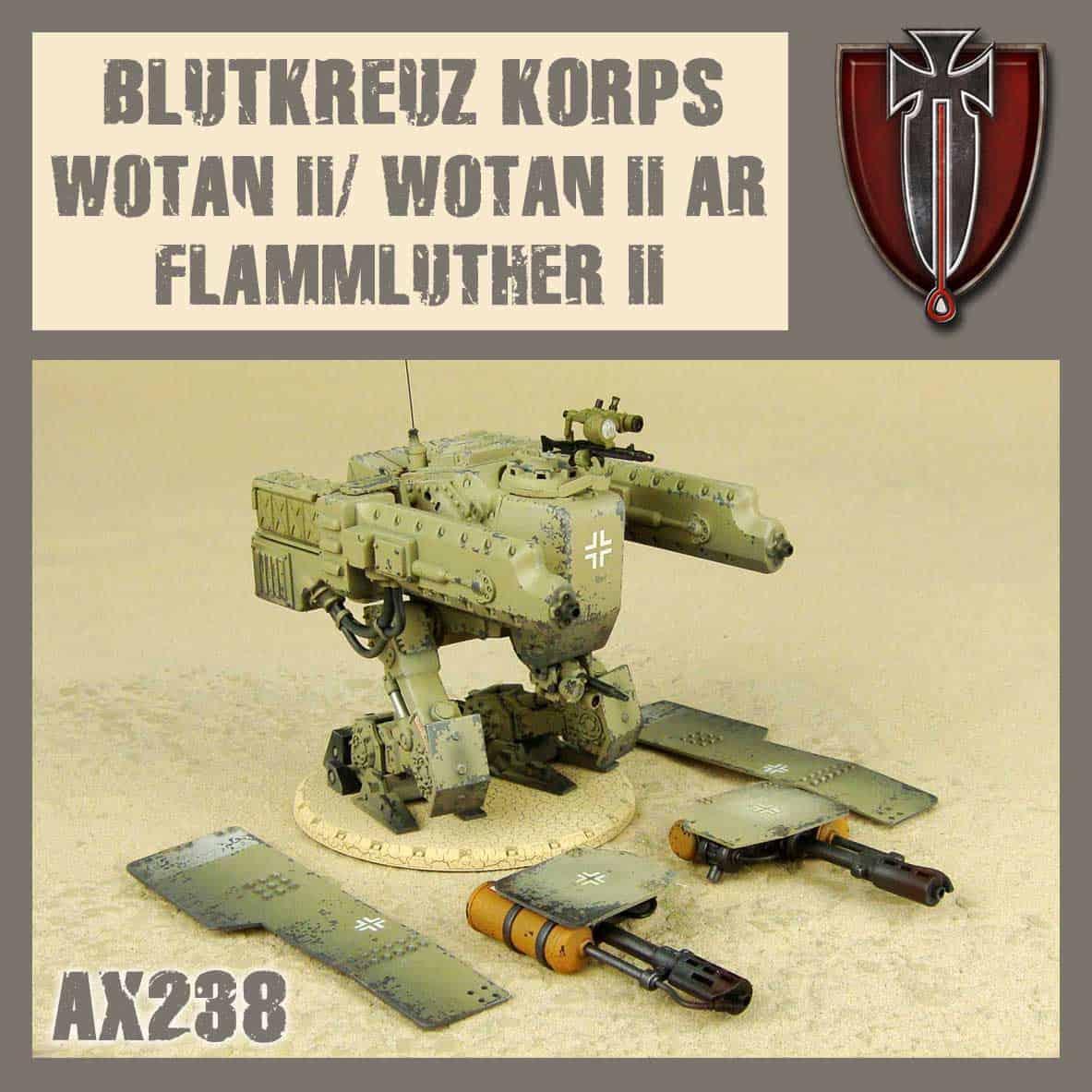 Flamm-Luther II / Wotan II / Wotan II AR