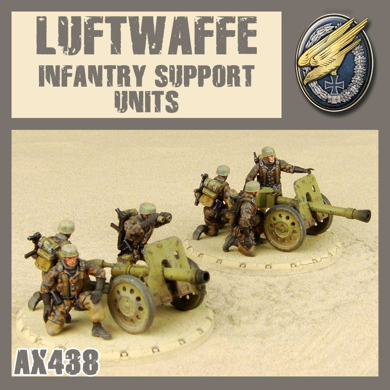 Luftwaffe Infantry Support Units