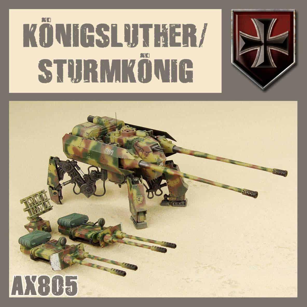 KönigsLuther / SturmKönig