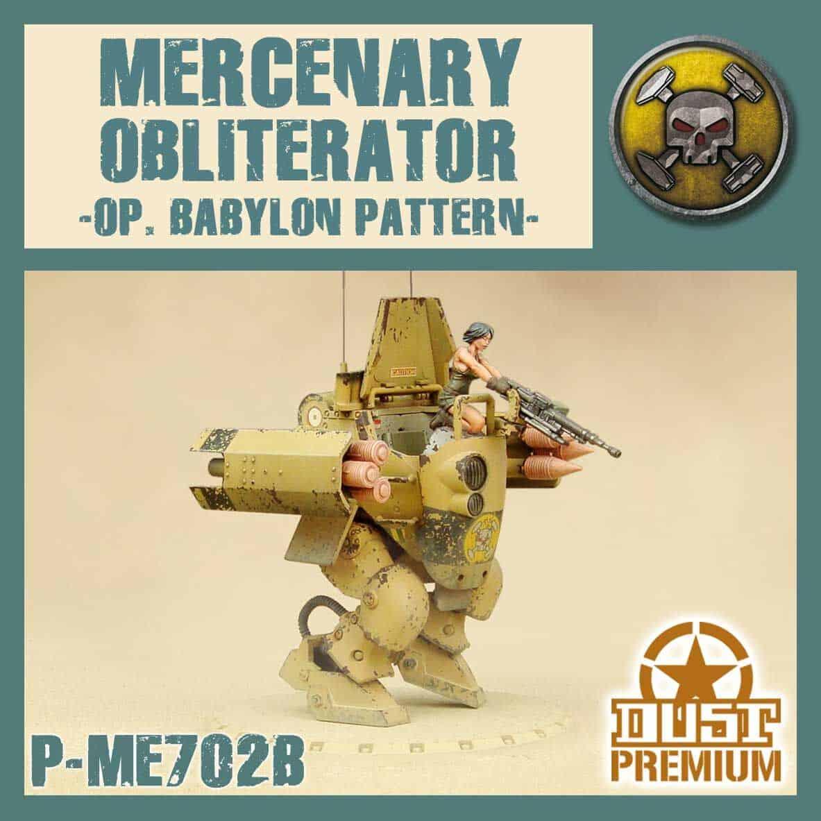 Obliterator - Premium