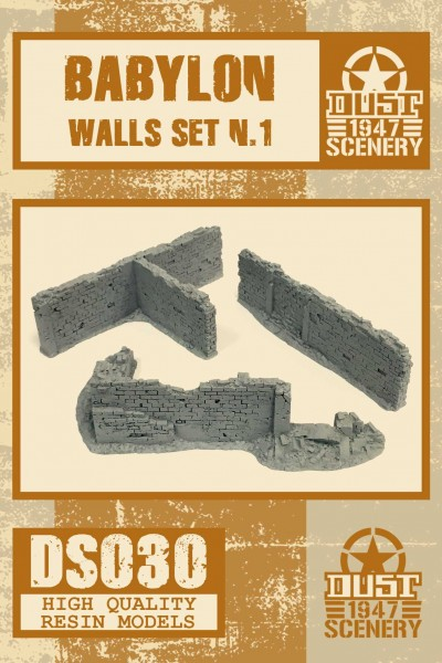 BABYLON WALLS SET 1