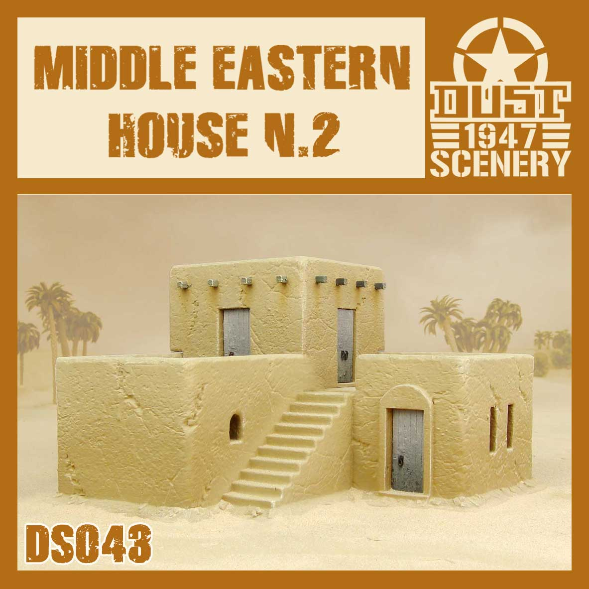 Middle Eastern House N.2