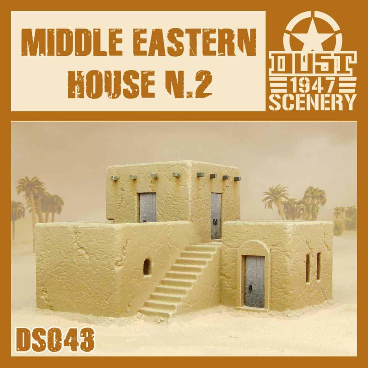 Pustynny Dom #2
