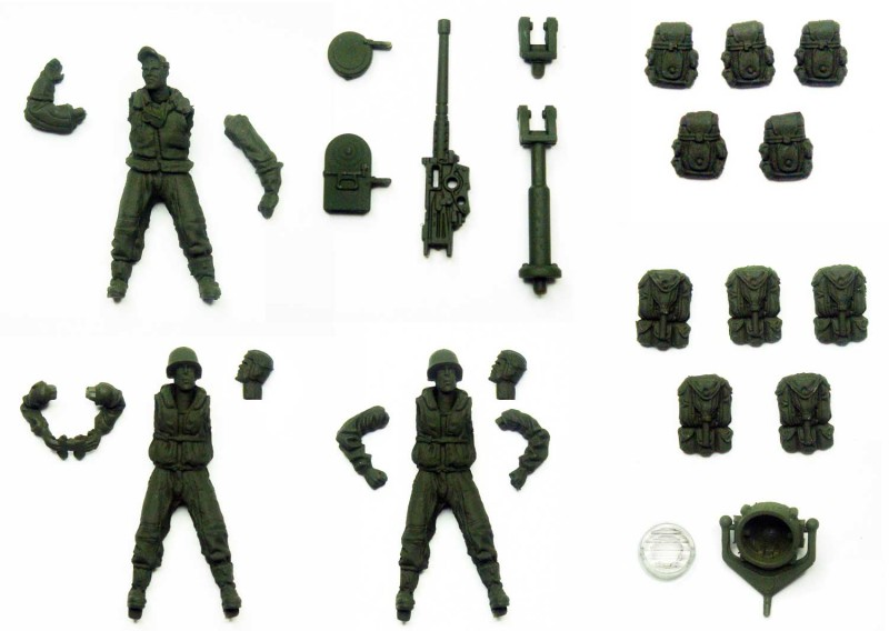 Allies Walker Crew Accesory Pack