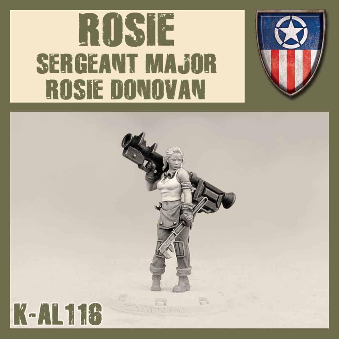 Rosie Donovan - Kit