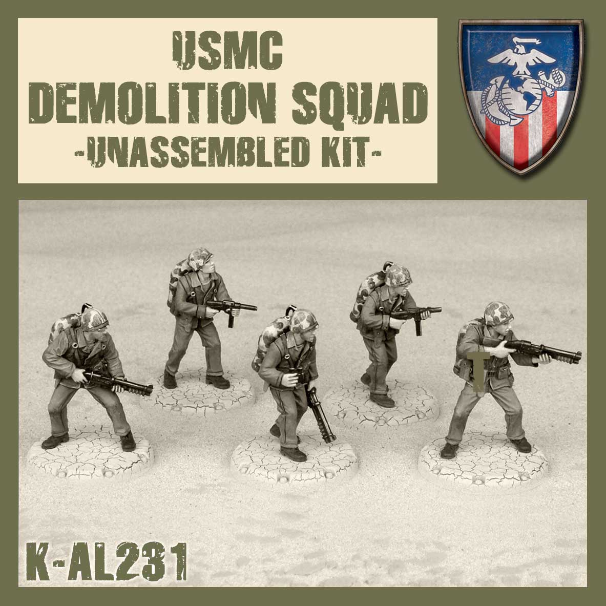 USMC Demolition Squad Kit