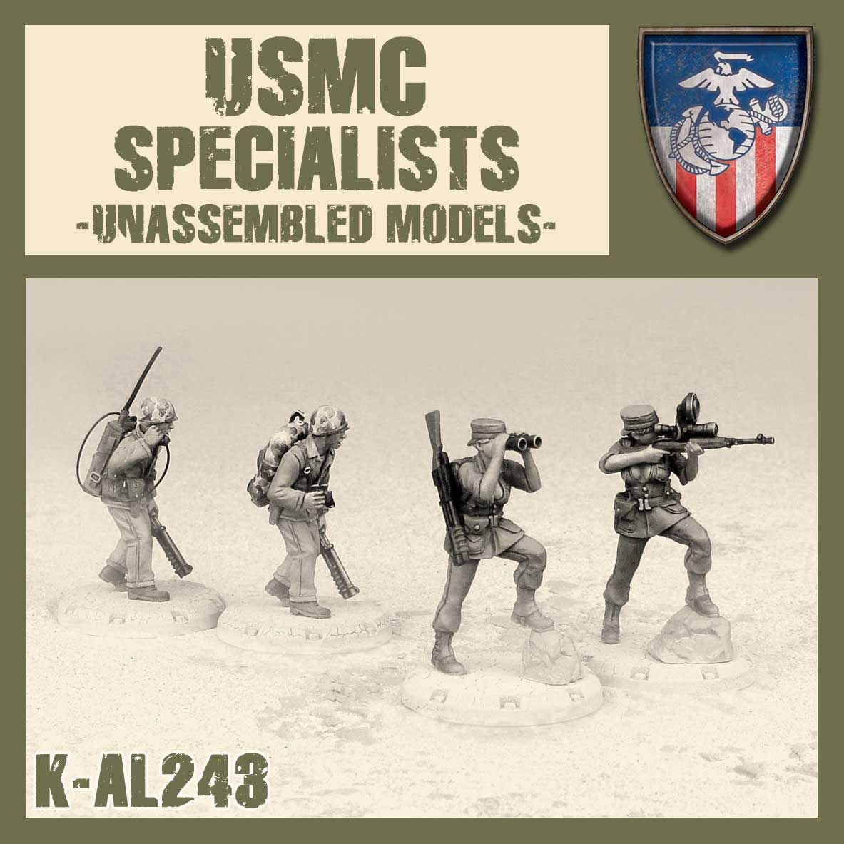 USMC/DS Specialists Kit