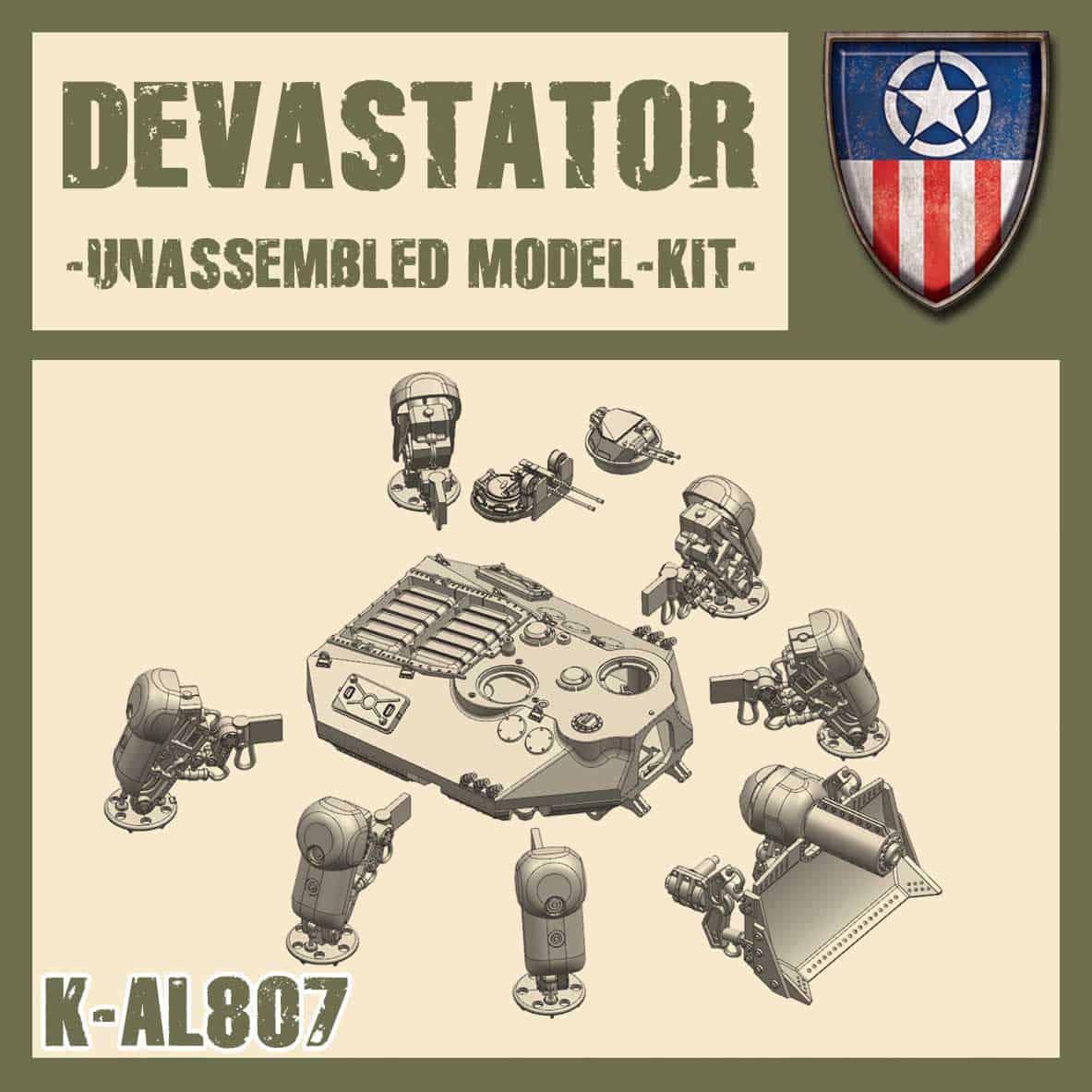 Devastator Kit