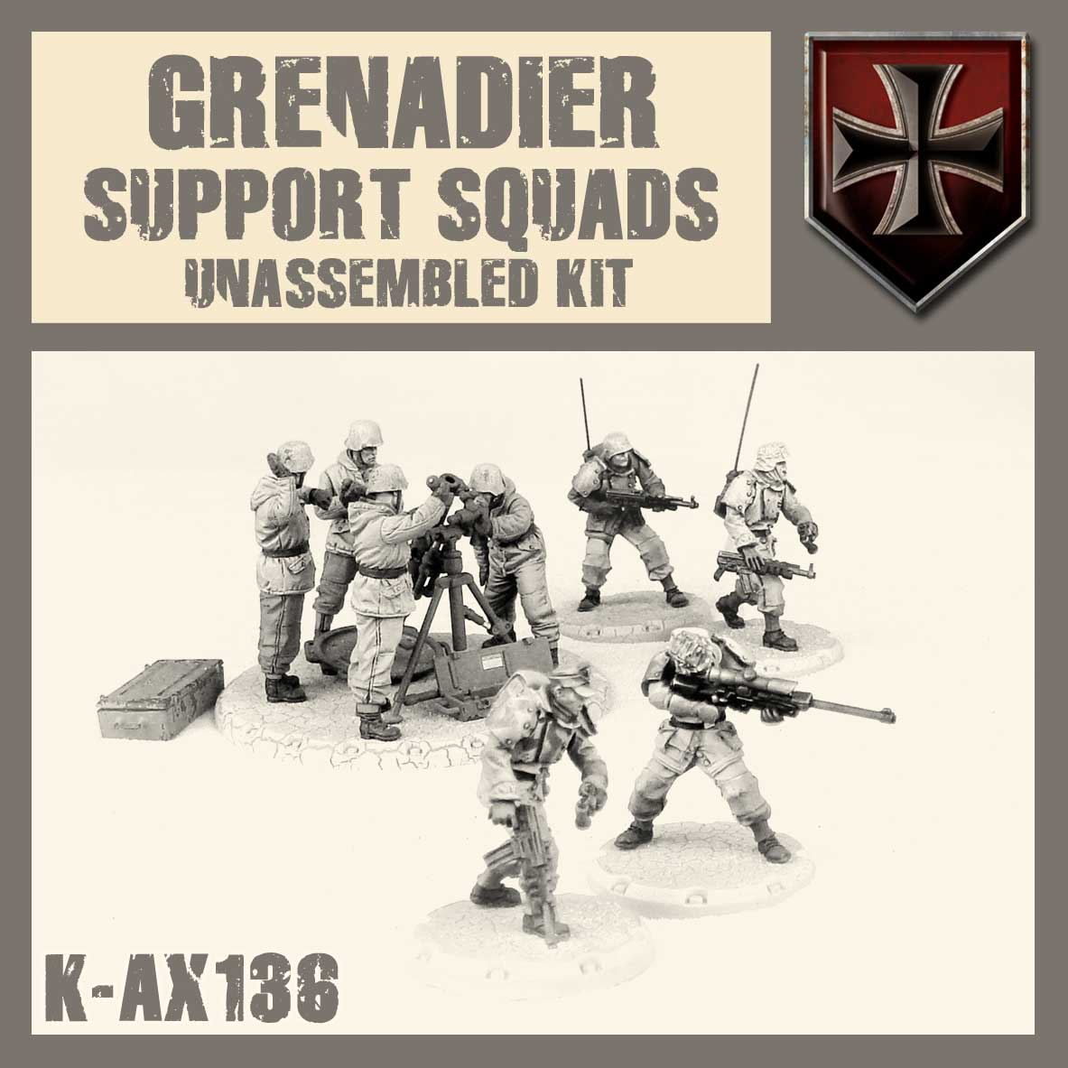 Grenadier Support Squads Kit