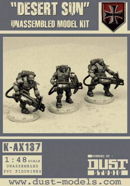 Zdjęcie Heavy Grenadier Engineer Squad Kit