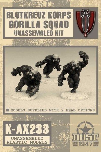 Blutkreuz Korps Gorilla Squad Kit