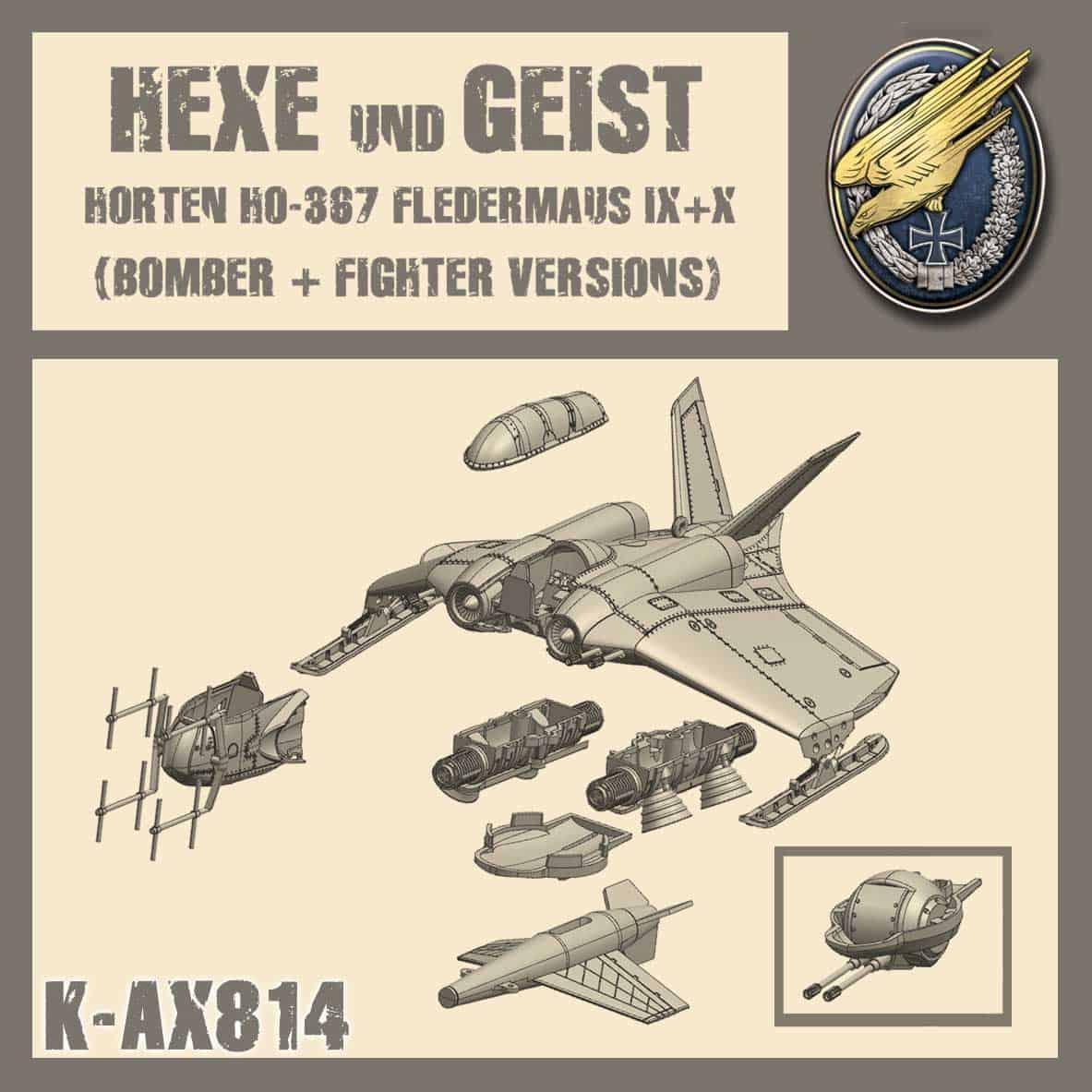 Hexe / Geist Kit