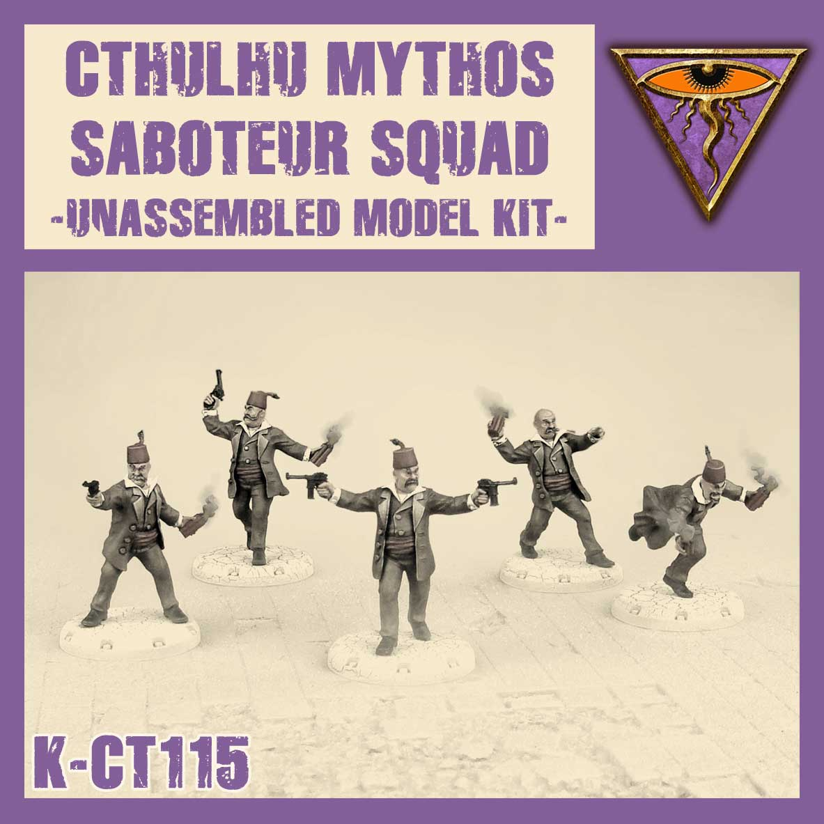 Cultist Saboteurs Kit