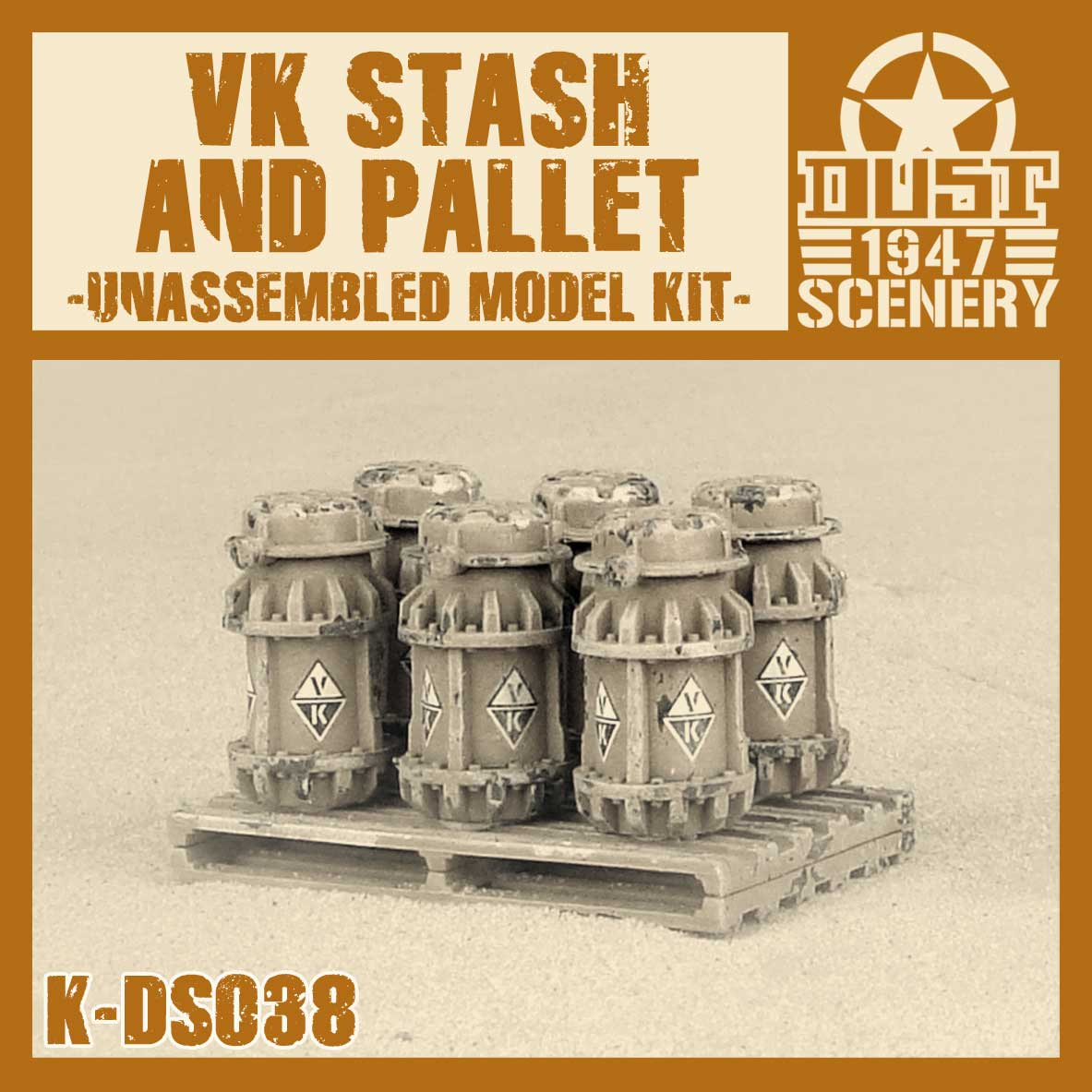 VK Stash Kit