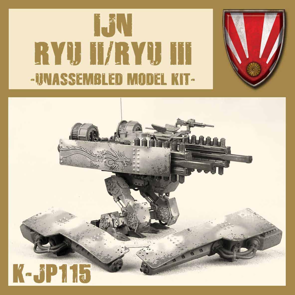 RYU II/RYU III Kit