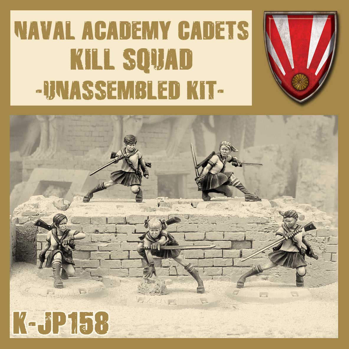 Navy Cadets Kill Squad Kit