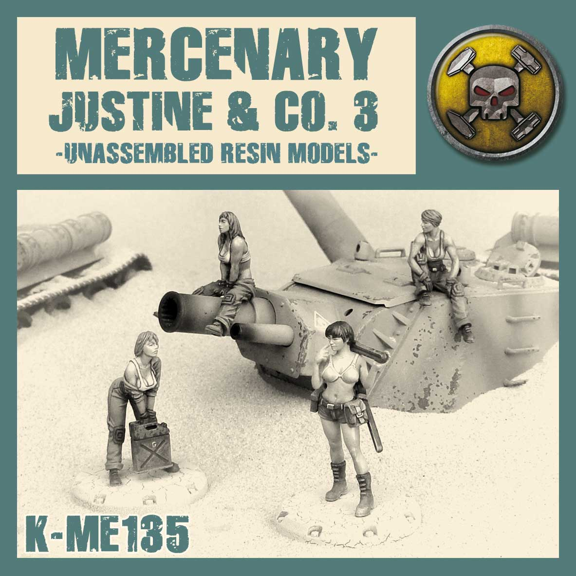 Justine & Co. Maintenance Contractors wz. 3 Kit