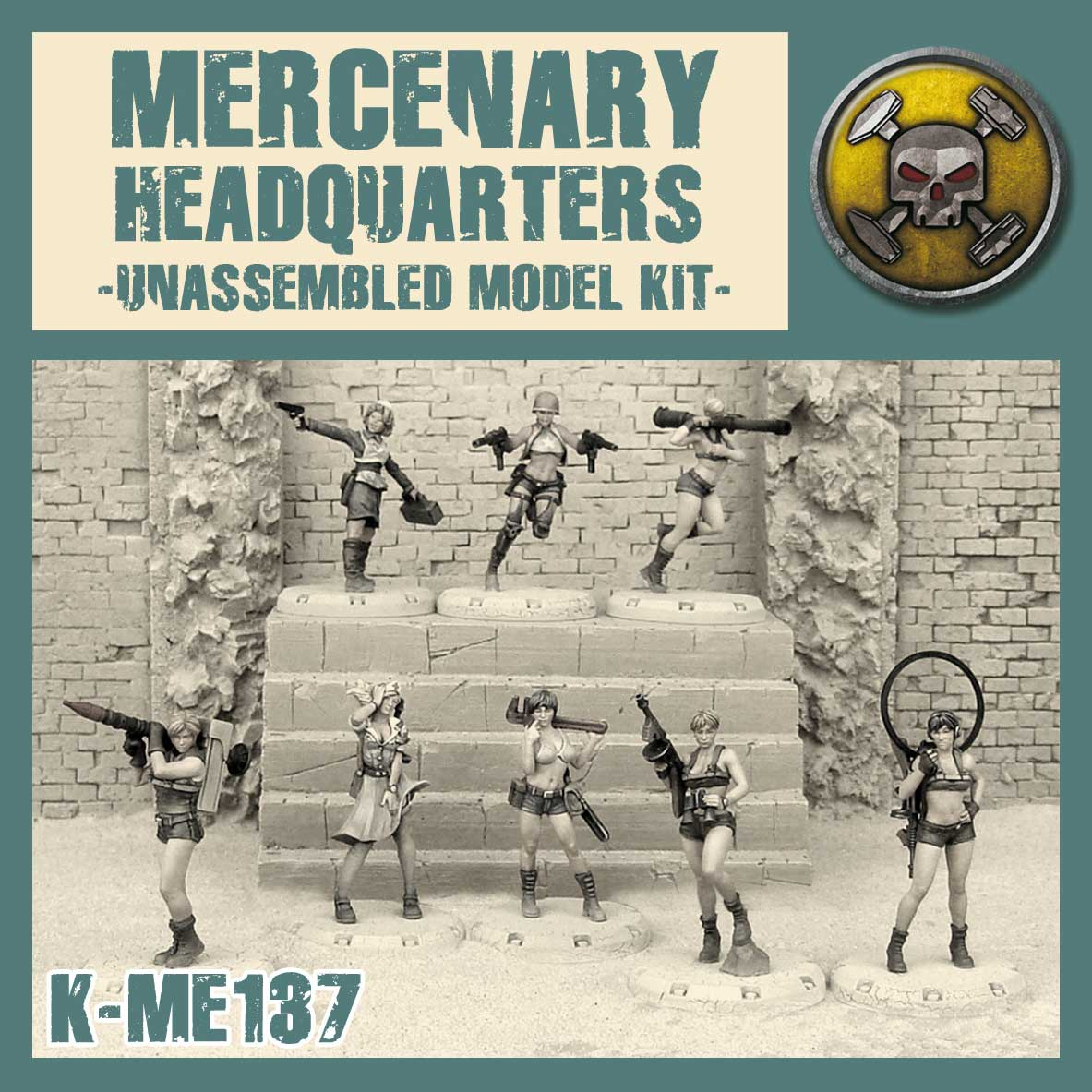Mercenary HQ Kit