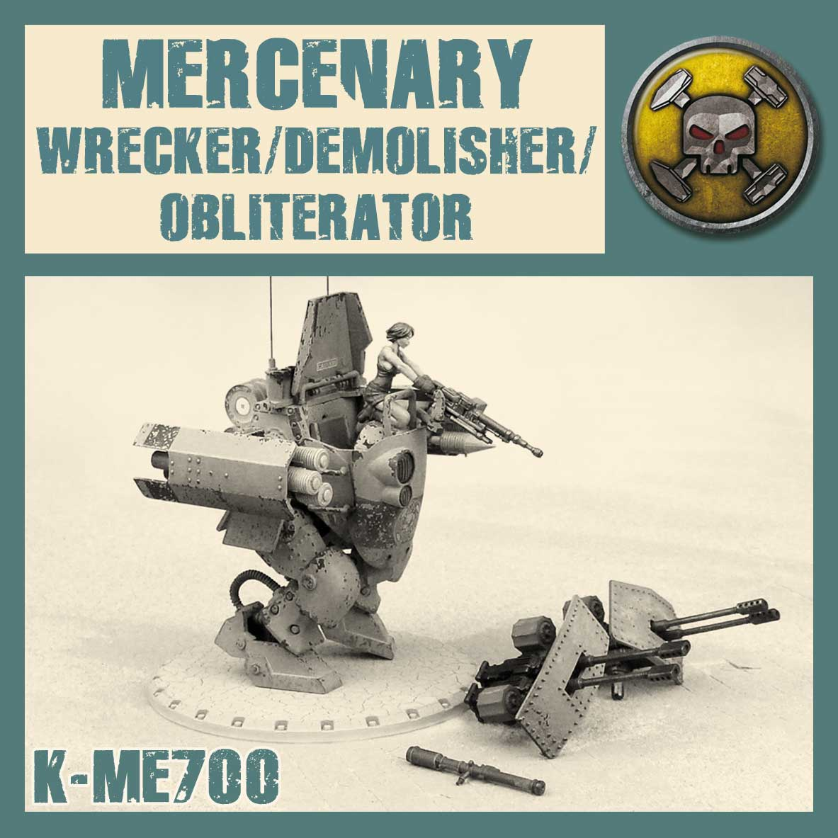 Najemny Wrecker/Demolisher/Obliterator Kit