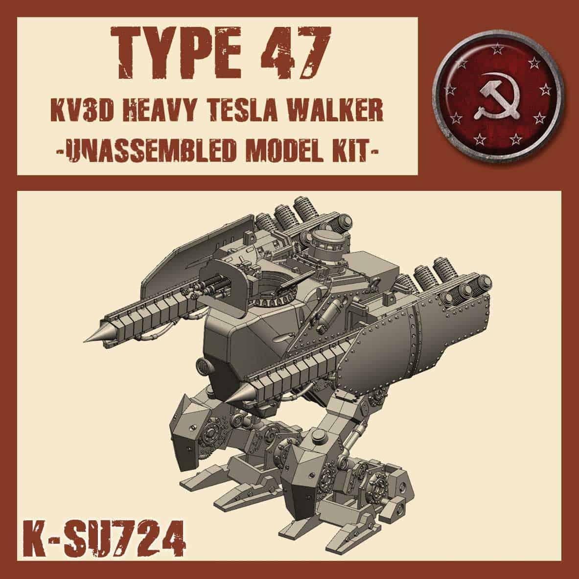 Zdjęcie Type 47 Kit