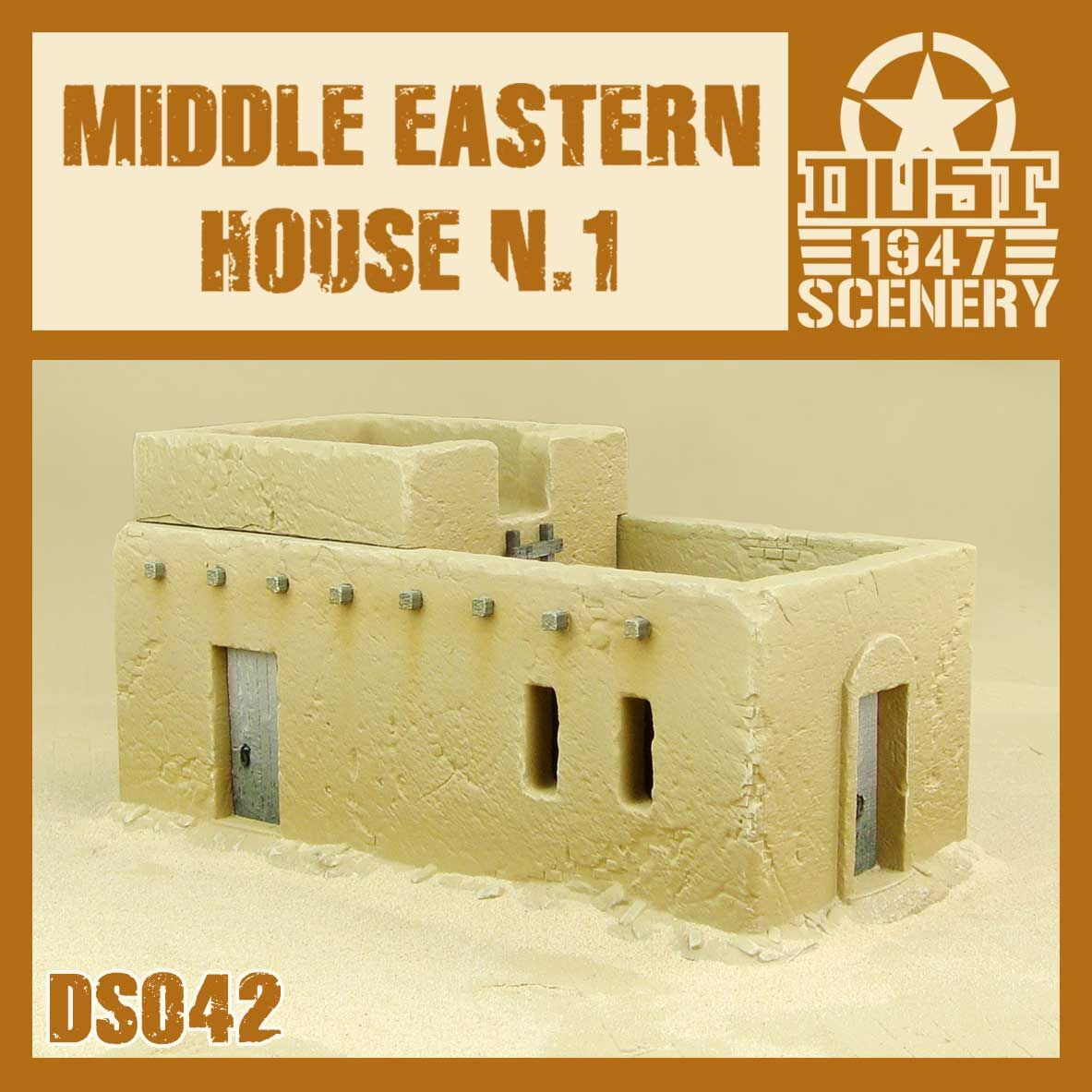 Middle Eastern House N.1