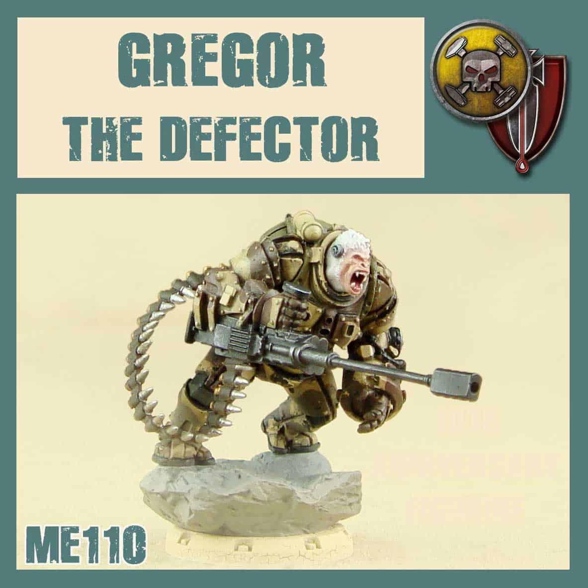 Zdjęcie GREGOR THE DEFECTOR