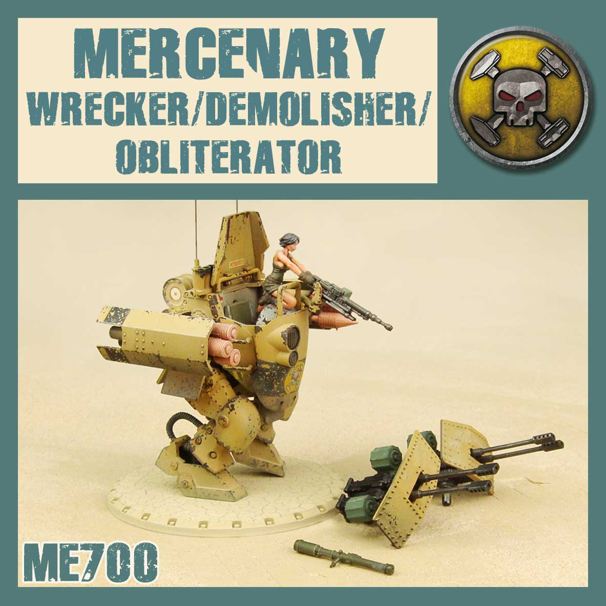 Najemny Wrecker/Demolisher/Obliterator