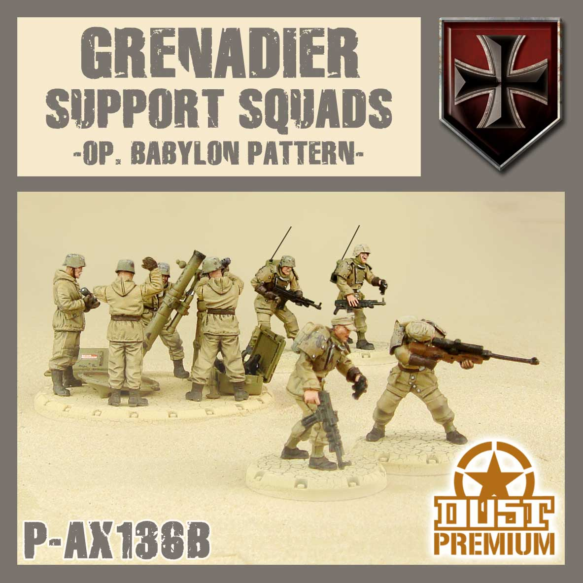 Grenadier Support Squads Premium