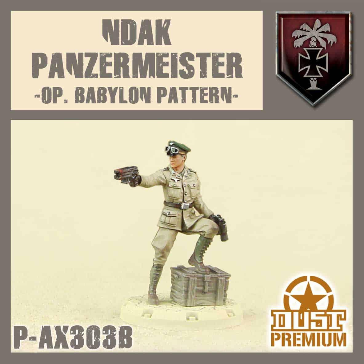 Panzermeister - Premium