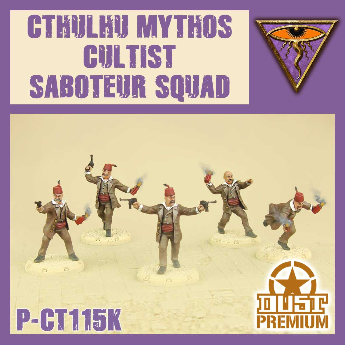 Cultist Saboteurs Premium