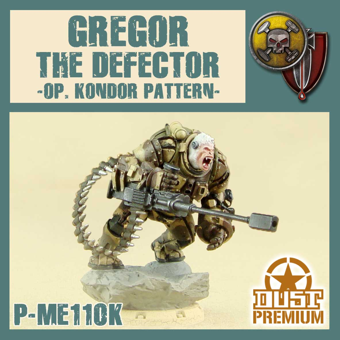 GREGOR THE DEFECTOR - Premium