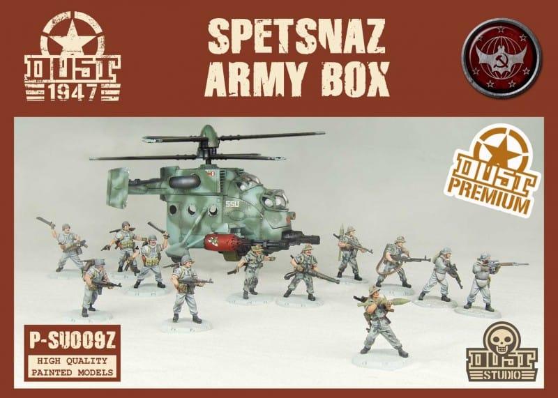 Spetsnaz Army Box Premium
