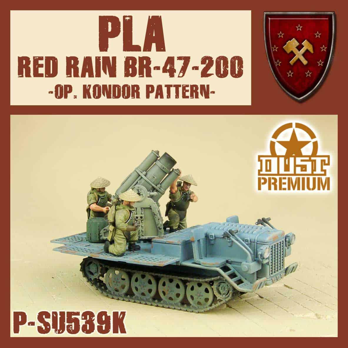 Red Rain Premium PLA