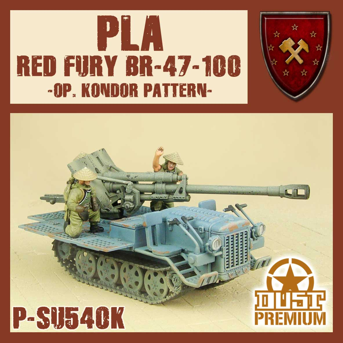 Red Fury Premium PLA