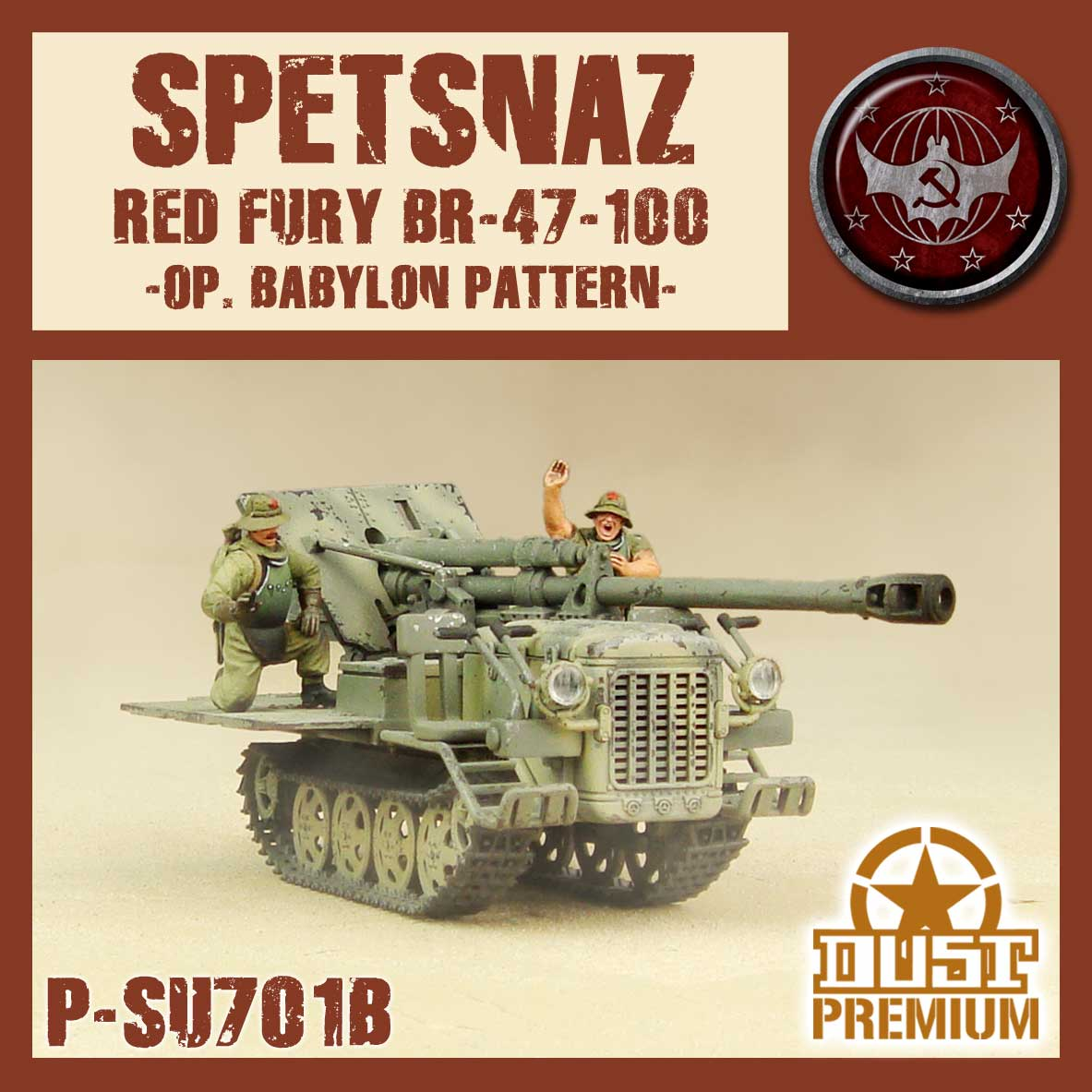 Red Fury Premium Spetsnaz
