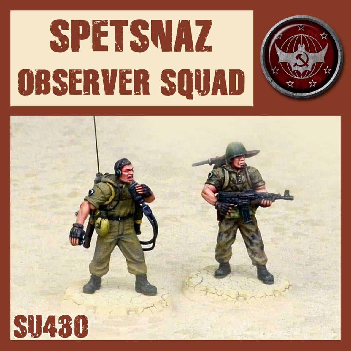 Zdjęcie Spetsnaz Observer Squad