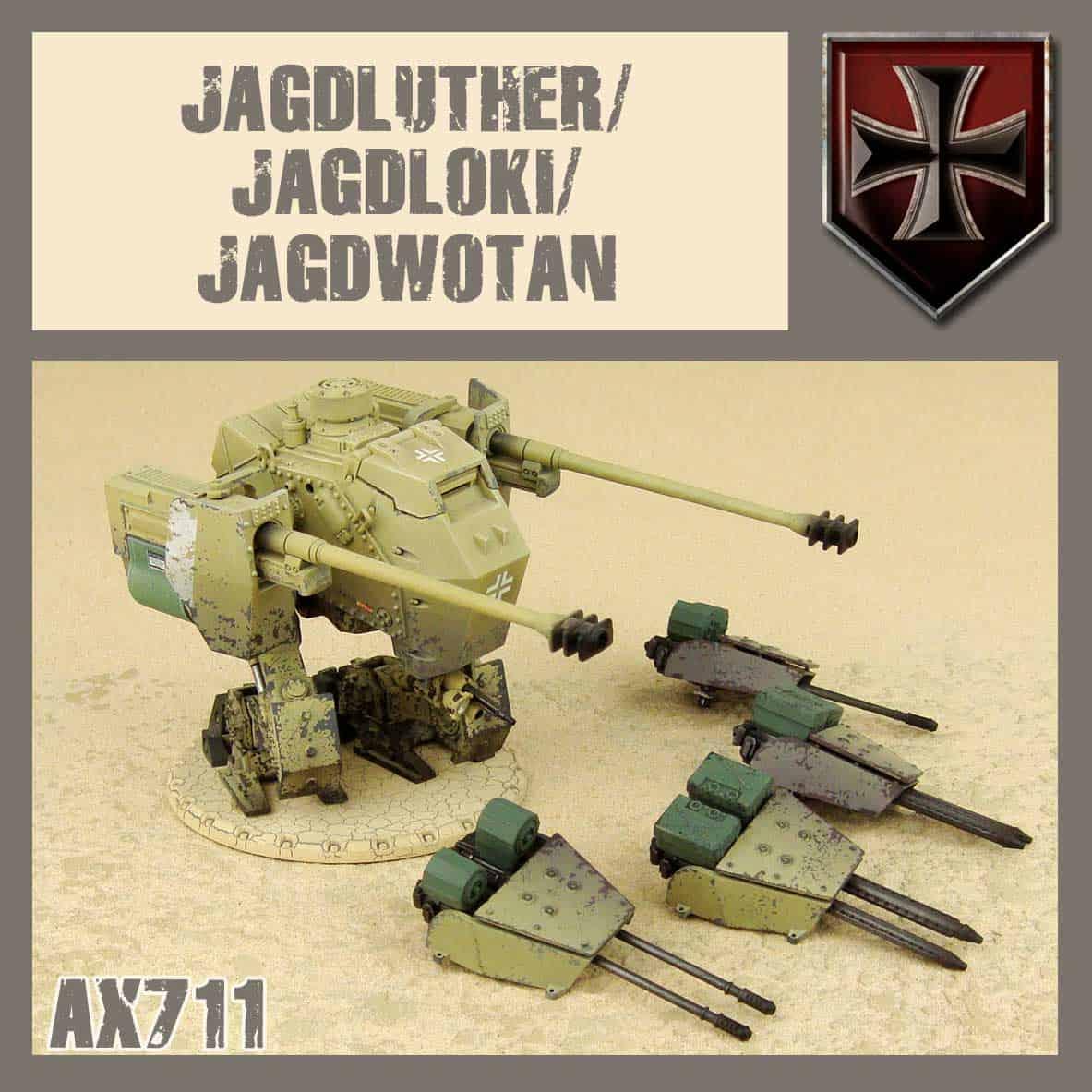 Jagdluther/Jagdwotan/Jagdloki