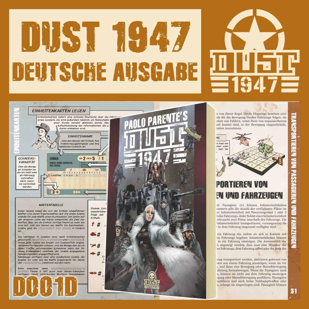 Zdjęcie Dust 1947 GER