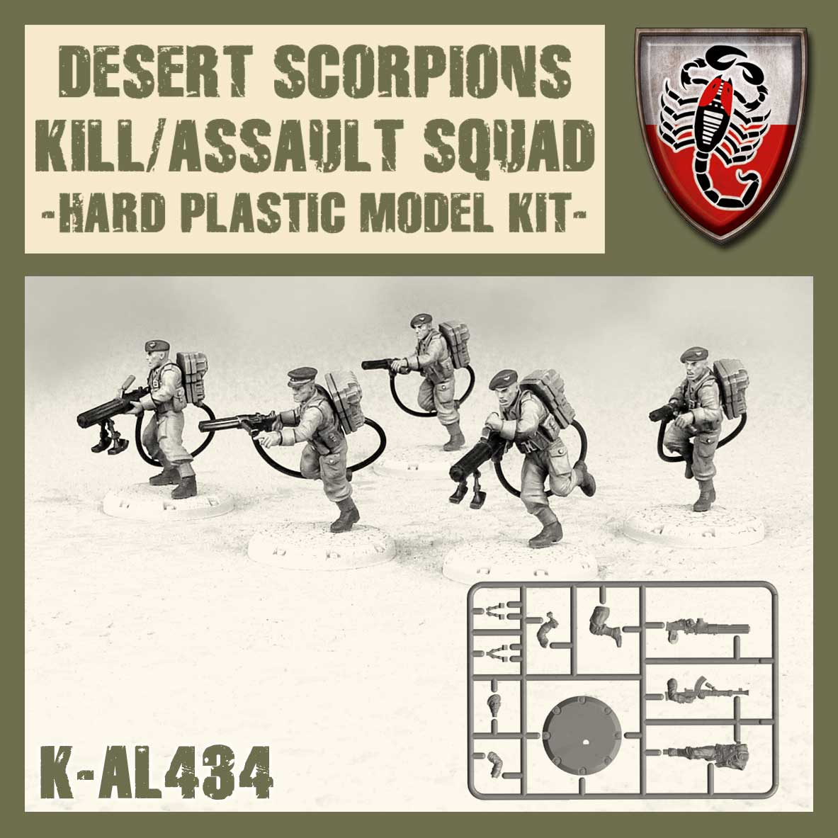 DS Kill/Assault Squad Kit
