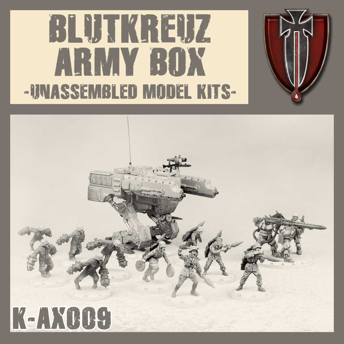 Blutkreuz Army Box Kit