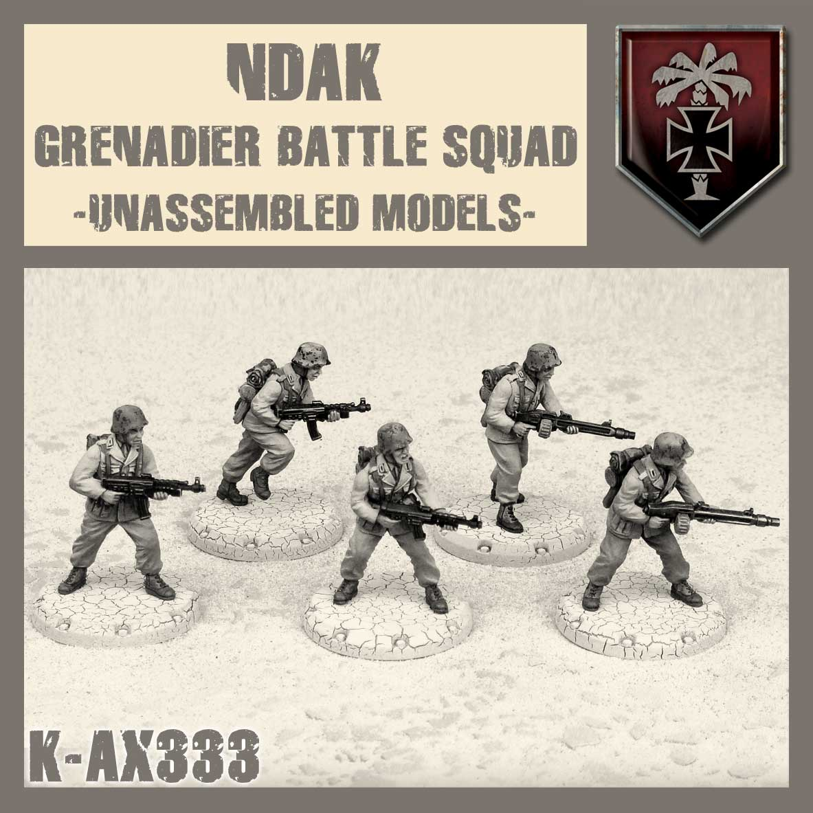 NDAK Battle Squad Kit