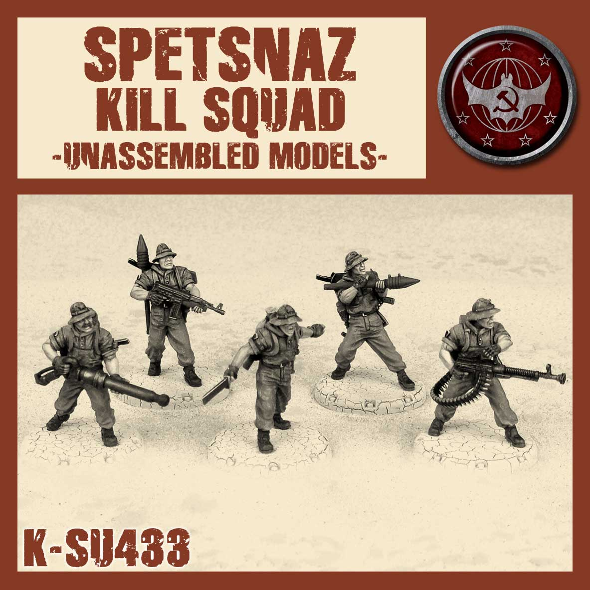 Spetsnaz Kill Squad Kit