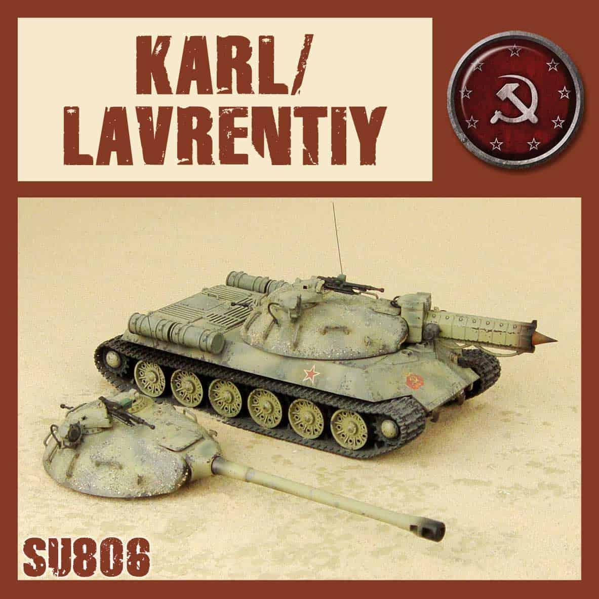 Lavrentiy  / Karl