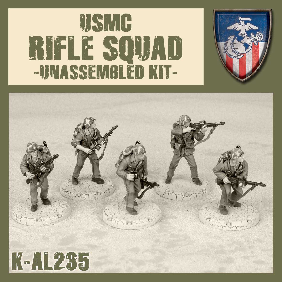 USMC Rifle Squad Kit