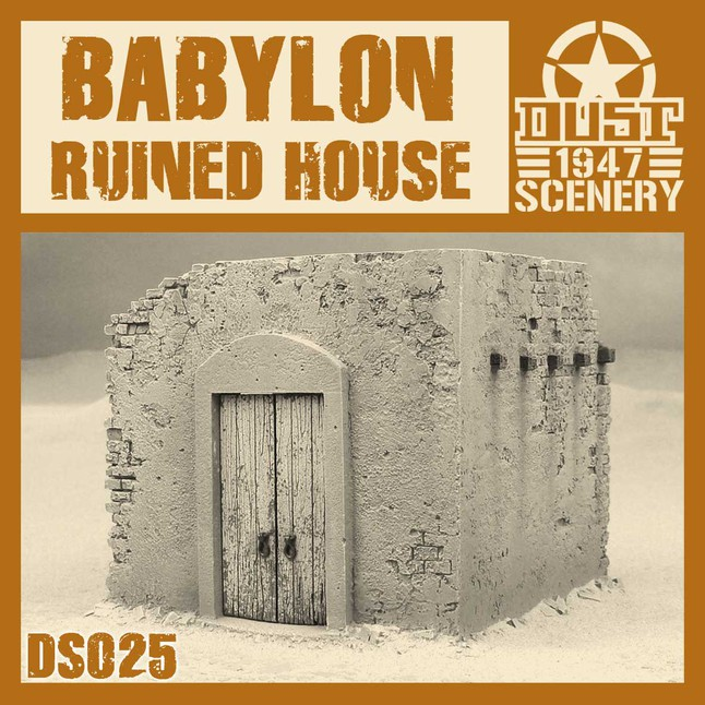Babylon Ruined House