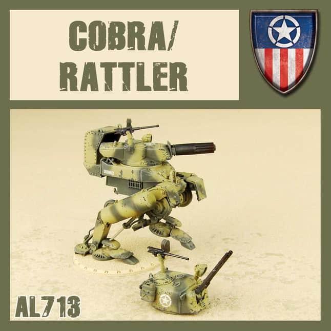 Rattler/Cobra