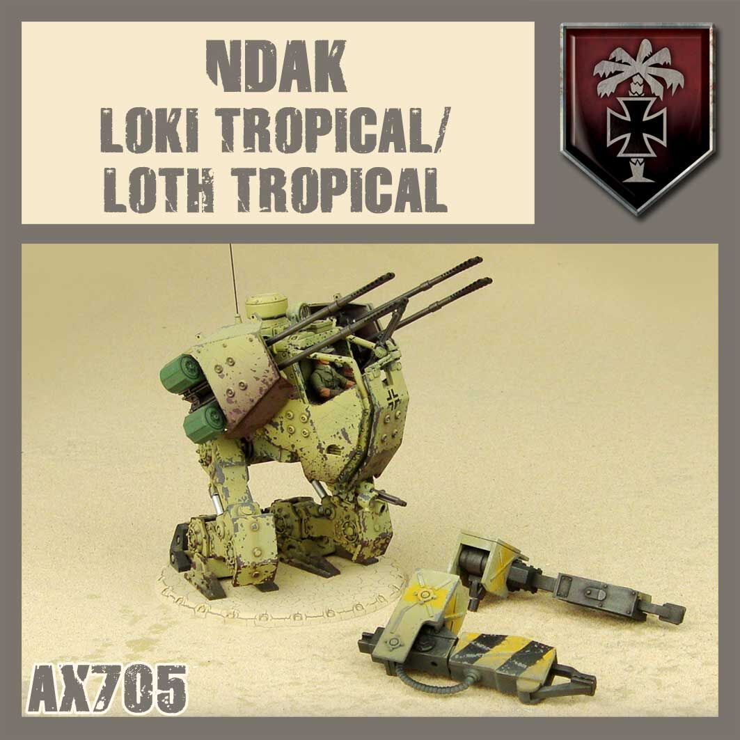 Tropical Loth / Loki