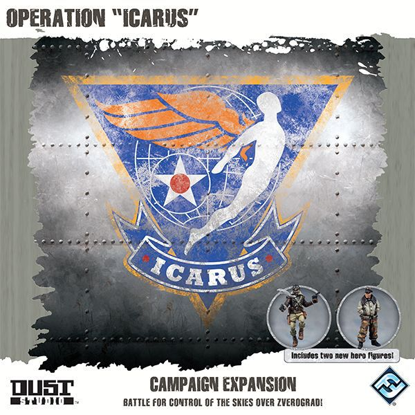 Zdjęcie Operation Icarus – Premium