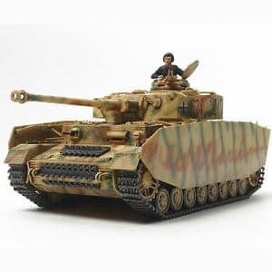 1/48 Panzer IV Ausf.H  (Tamiya)